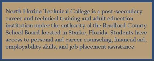North Florida Technical College Homepage