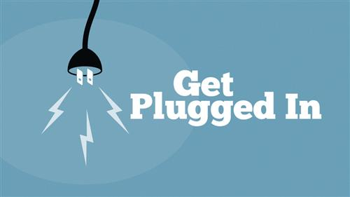 Get Plugged In graphic