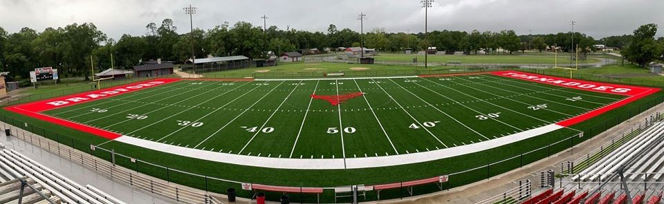 New BHS Football Field