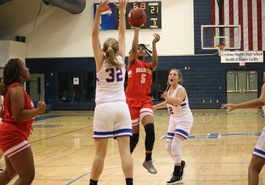 BHS Lady Tornadoes Basketaball Team Starts Strong In District Play!