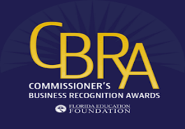 Bradford County School District Wins 2020 Commissioner's Business Recognition Award!