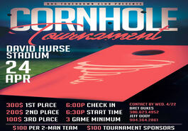 BHS Touchdown Club to Host Cornhole Tournament!