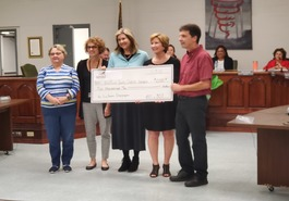 Bradford County Education Foundation Receives a $2000 STEM Grant for Engineering!